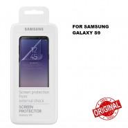 ORIGINAL SAMSUNG GALAXY S9 / S9 PLUS SCREEN PROTECTOR (2 PCS IN 1 BOX)