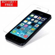 HD 9H TEMPERED GLASS SCREEN PROTECTOR FOR APPLE IPHONE 5 / SE / 5S