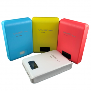 VIVIS DUAL USB PORT 10000MAH MOBILE POWER BANK