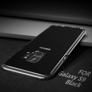 ROCK GUARD SERIES CASE FOR SAMSUNG S9 - BLACK