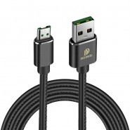 DUX DUCIS K-MAX QC 3.0 MICRO USB DATA CABLE SUPPORT OPPO VOOC 100CM