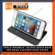 APPLE IPHONE 6 / 6S DUX DUCIS SKIN PRO BOOK LEATHER CASE COVER