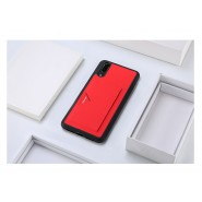 HUAWEI P20 DUX DUCIS POCARD PU LEATHER TPU CARD BACK COVER