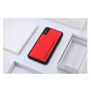 HUAWEI P20 PRO DUX DUCIS POCARD PU LEATHER TPU CARD BACK COVER