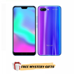 "HONOR 10 5.84"" 128GB 4GB RAM DUAL SIM MALAYSIA SET - PHANTOM BLUE"