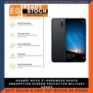 HUAWEI NOVA 2I HARDWEAR SHOCK ABSORPTION SCREEN PROTECTOR MILITARY GRADE