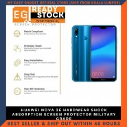 HUAWEI NOVA 3E HARDWEAR SHOCK ABSORPTION SCREEN PROTECTOR MILITARY GRADE