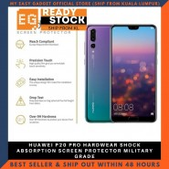 HUAWEI P20 PRO HARDWEAR SHOCK ABSORPTION SCREEN PROTECTOR MILITARY GRADE