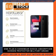 ONE PLUS 6 HARDWEAR SHOCK ABSORPTION SCREEN PROTECTOR MILITARY GRADE