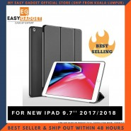 NEW IPAD 9.7 2017 2018 5TH & 6TH GEN HIGH QUALITY SMART COVER SLIM FIT STAND CASE