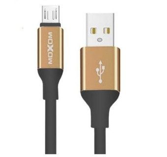MOXOM CC24 MICRO USB CABLE LENGTHEN SPEED FAST CHARGING 300CM 2.4A