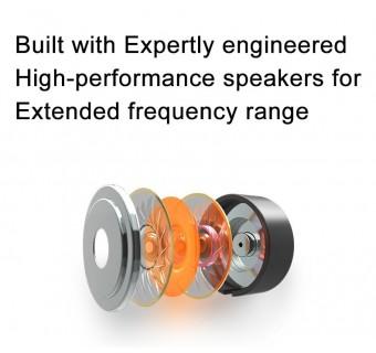 MOXOM MH11 HIGH FIDEL IN-EAR EARPHONE WITH MIC