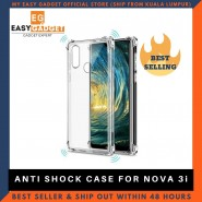 HUAWEI NOVA 3I Anti Shock Drop Proof Transparent Protection Cover Clear Case