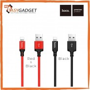 HOCO X14 LIGHTNING CABLE FAST CHARGING 2.4A 200 CM