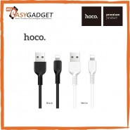 HOCO X20 LIGHTNING CABLE FAST CHARGING 2.4A 100CM