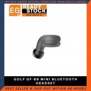 GOLF GF-B9 MINI BLUETOOTH HEADSET