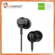 GOLF M16 STEREO MUSIC IN-EAR WIRED EARPHONE