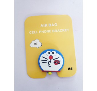 AIR BAG CELL PHONE BRACKET CUTE PHONE STAND FINGER HOLDER FOR IPHONE SAMSUNG HUAWEI POOH RYAN MICKEY MINNIE [KL SELLER]