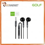 GOLF M19 METAL MUSIC ON-EAR WIRED EARPHONE