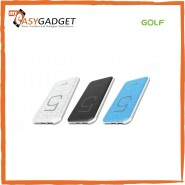 GOLF G24 ULTRA SLIM MICRO & LIGHTNING INPUT 5000MAH POWER BANK