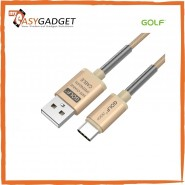 GOLF GC-40T TYPE-C FAST CHARGING CABLE 100CM 2.4A