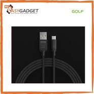 GOLF GC-52T TYPE-C FAST CHARGING CABLE 100CM 2.4A