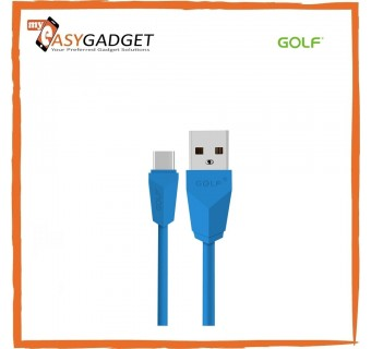 GOLF GC-27T TYPE-C REGULAR CHARGING CABLE 100CM 2.1A