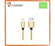 MAIMI X25 LIGHTNING CABLE 100CM 3.1A FAST CHARGE DATA CABLE