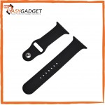 42MM / 44MM 1:1 Size Strap Silicon Watch Band Strap for Apple Watch 1 2 3 4