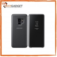 SAMSUNG GALAXY S9 CLEAR VIEW STANDING CASE COVER