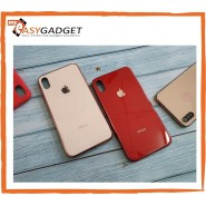 IPHONE X / XS / XR / XS MAX SHOCKPROOF HD TEMPERED GLASS FULL BACK COVER CASE (FREE TEMPERED GLASS) IPHONE 6, IPHONE 6+, IPHONE 7 7+ IPHONE 8 8+