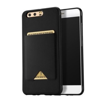HUAWEI P10 / P10 PLUS / P10 LITE DUX DUCIS POCARD LEATHER CASE TPU CARD HOLDER BACK COVER