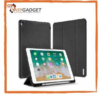 IPAD PRO 12.9 / IPAD PRO 10.5 DUX DUCIS DOMO SMART COVER - With Apple Pencil Holder & Auto Sleep Wake