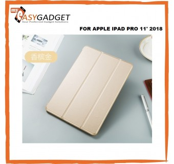 APPLE IPAD PRO 11' 2018 HIGH QUALITY SMART COVER SLIM FIT STAND CASE