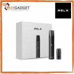 RELX VAPE E-CIGARETTE STARTER KIT ORIGINAL SET READY STOCK - FREE 2 RELX POD