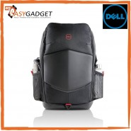 DELL GAMING LAPTOP BACKPACK 15' 50KD6 - BLACK RED  [CLEARANCE]