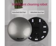 INTELLIGENT ROBOTIC VACUUM CLEANER MINI HOUSEHOLD AUTOMATIC SWEEPING MACHINE ROBOT CLEANER VACUUM FLOOR DIRT DUST HAIR CLEANER (FREE BATTERY)