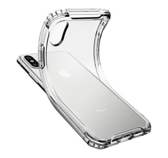 SPIGEN RUGGED CRYSTAL PROTECTIVE CASE FOR APPLE IPHONE X - CLEAR [CLEARANCE]