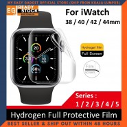 King Kong Hydrogen Full Protective Film Apple Watch Series Screen Protector for iWatch 1 2 3 4 5 Case Friendly