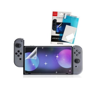 OTVO LCD PROTECTIVE FILM SCREEN PROTECTOR FOR NINTENDO SWITCH