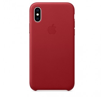 IPHONE X / XS / XS MAX LEATHER CASE PROTECTIVE FULL BACK COVER [CLEARANCE]