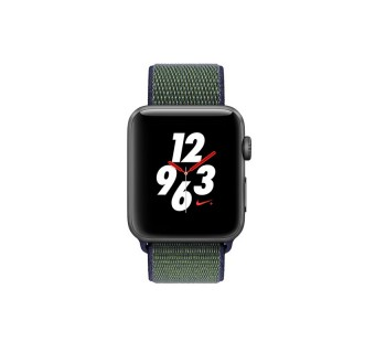 38MM / 40MM, 42MM / 44MM 1:1 SIZE STRAP NIKE SPORT LOOP WATCH BAND STRAP FOR APPLE WATCH 1 2 3 4