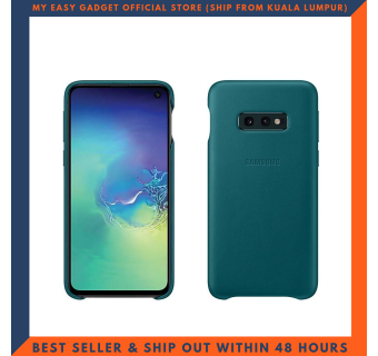 SAMSUNG GALAXY S10E LEATHER COVER CASE