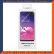[ORIGINAL] SAMSUNG GALAXY S10E / S10 / S10 PLUS SCREEN PROTECTOR (2 PCS IN 1 BOX)