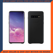 SAMSUNG GALAXY S10 LEATHER COVER CASE