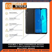 HUAWEI Y MAX HARDWEAR SHOCK ABSORPTION SCREEN PROTECTOR MILITARY GRADE