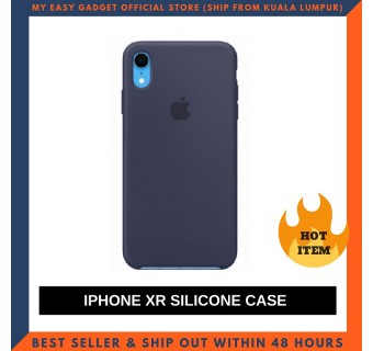 IPHONE XR CASE SOFT SILICONE SHOCKPROOF PROTECTION SOLID COLOR PHONE BAGS CLEARANCE