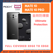 ROCK HUAWEI MATE 10 MATE 10 PRO UZIEN EXPLOSION-PROOF SCREEN PROTECTOR EDGE TO EDGE COVER
