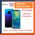 ROCK HUAWEI MATE20 MATE 20 PRO UZIEN EXPLOSION-PROOF SCREEN PROTECTOR EDGE TO EDGE COVER