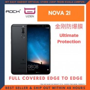 ROCK HUAWEI NOVA 2I UZIEN EXPLOSION-PROOF SCREEN PROTECTOR EDGE TO EDGE COVER